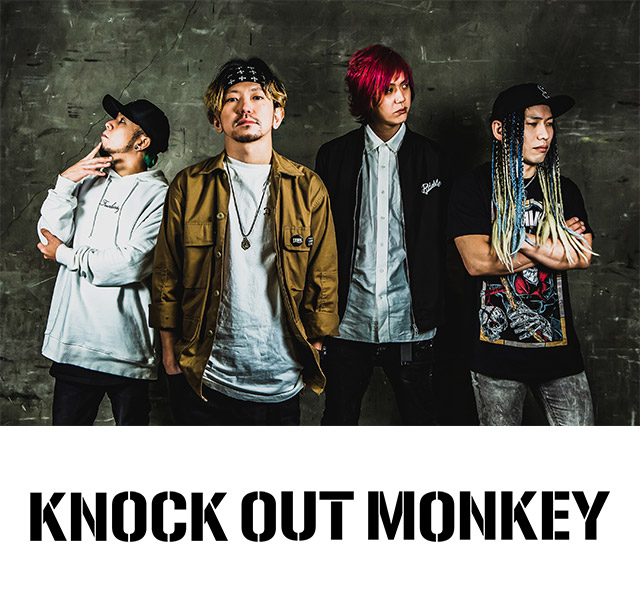 KNOCK OUT MONKEY